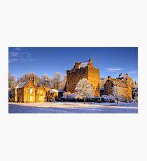 Dean Castle, Kilmarnock Photographic Print