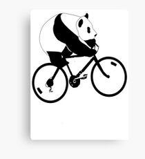 Panda Down Under 2 Canvas Print