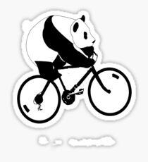 Panda Down Under 2 Sticker