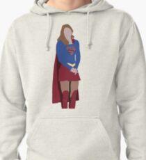 Supergirl Pullover Hoodie