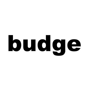 budge by BT4Arts