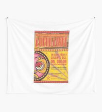 Dr. Dolor - Lucha Libre Wall Tapestry