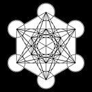 Metatron's Cube 002 by Rupert Russell