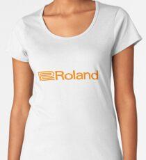 roland Premium Scoop T-Shirt