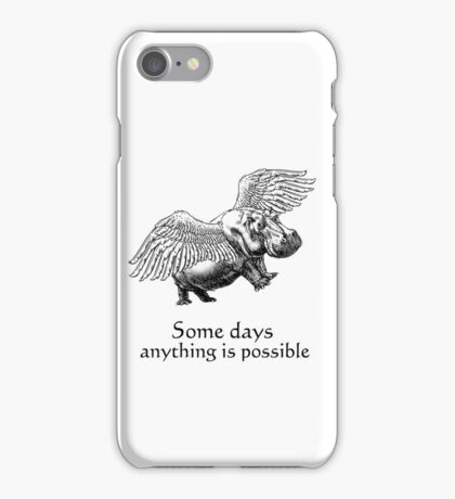 Some Days ... iPhone Case/Skin