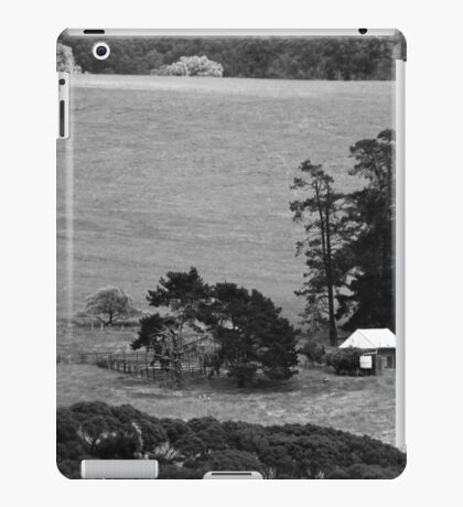 House on the hill. iPad Case/Skin
