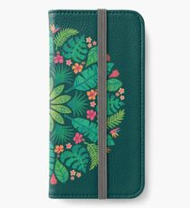 Tropical Sun iPhone Wallet/Case/Skin