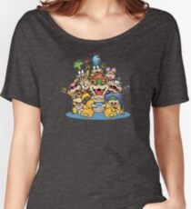 Koopa family Women's Relaxed Fit T-Shirt