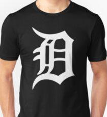 Detroit Old English D Unisex T-Shirt