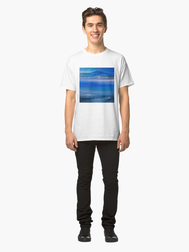 Alternate view of ACROSS THE ESTUARY Classic T-Shirt