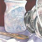 Kitchen Reflections by Bobbi Price