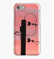 Power Pole iPhone Case/Skin