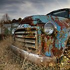 Abandoned 1947 GMC Panel Truck by mal-photography