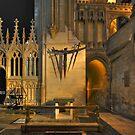 Shrine to Saint Thomas Becket by Bob Culshaw