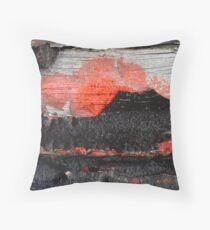 Volcano ErupTion sinks Luxury Liner Throw Pillow