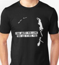 Charles Bukowski Unisex T-Shirt