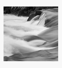 Rapid rapids Photographic Print