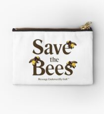 Save the Bees Studio Pouch