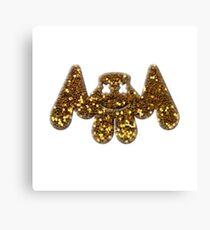 Marshmello Golden Logo Impression sur toile