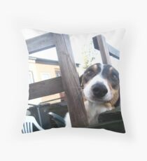 It`s Only Me Throw Pillow