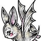 Tubby Bat by Ella Mobbs