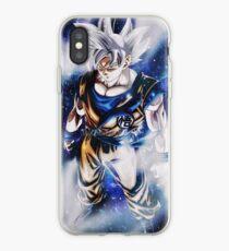 Goku Ultra Instinct - DBS iPhone Case