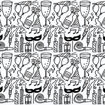 Monochrome Series - New Year  by nadiairianto