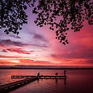 Lake Wendouree Anglers by Mitchell Harris