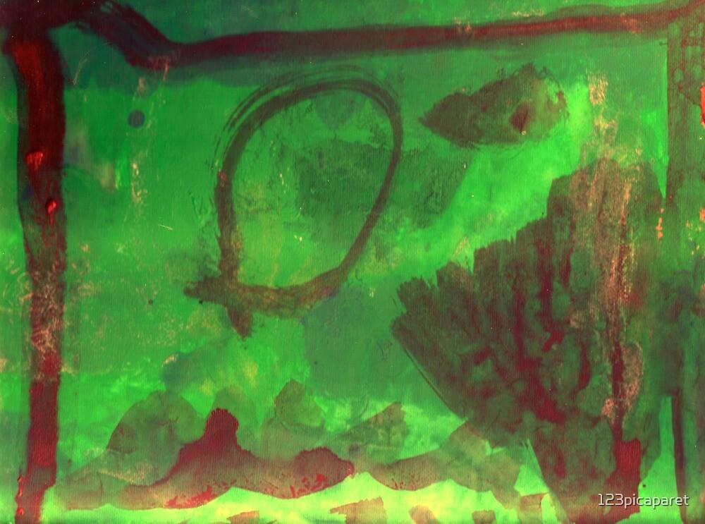 Abstract Aquarium by 123picaparet