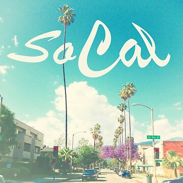 SoCal by anastasiadueva