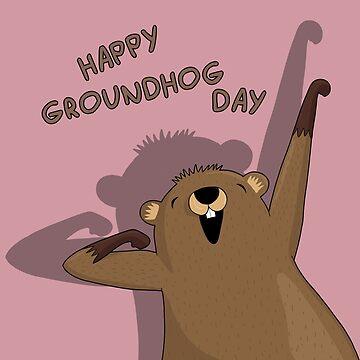 Groundhog day by ValentinaHramov