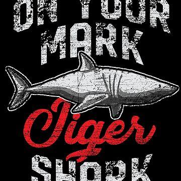 Tiger shark lovers by GeschenkIdee
