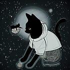 The Black Cat Tale by vic4U