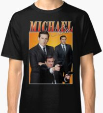 Michael Scott Homage Tee Classic T-Shirt