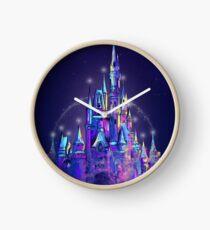 Princess Magical Castle Orlando Clock
