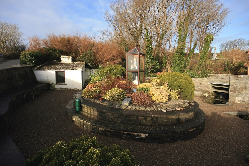 Saint Brigids Well by John Quinn