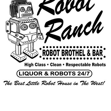The Robot Ranch by GUS3141592