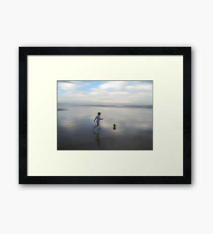 Room to Move Framed Print