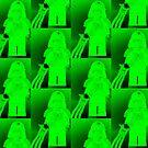 TMNT Teenage Mutant Ninja Turtles Master Shredder Custom Minifigure Customize My Minifig by Customize My Minifig
