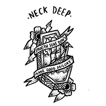 Neck Deep by ivyklomp