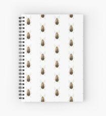Neobrotica vittatipennis Spiral Notebook