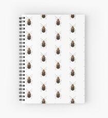 Neobrotica cavifrons Spiral Notebook