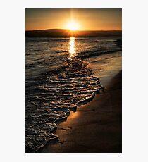 Twilight Seascape Photographic Print