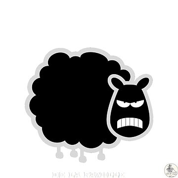 Black sheep - french by Stahlbeisser71