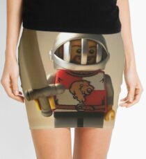 'Lion Knight Quarters' Minifig Mini Skirt