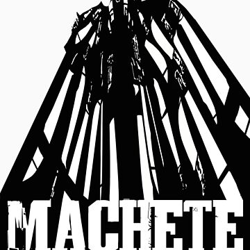 Grindhouse : Machete by ZOMBIETEETH