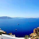 Santorini, Cycladic islands, Greece by Seller2018KF