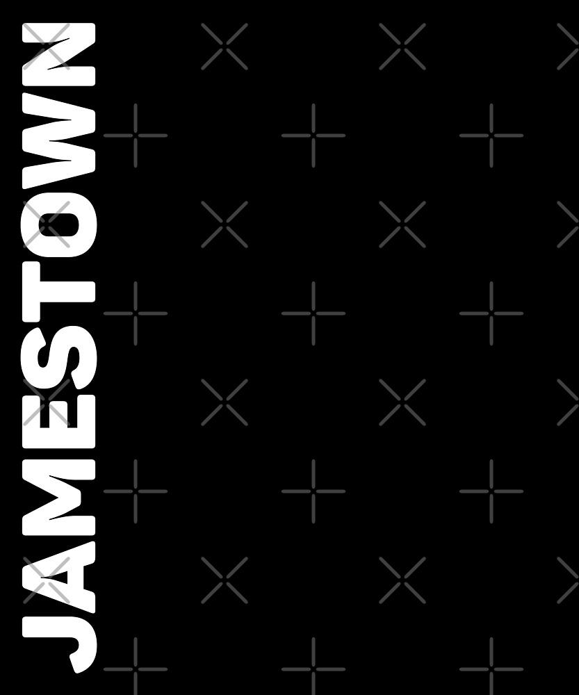 Jamestown T-Shirt by designkitsch