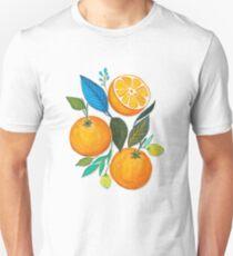 Lady Orange Unisex T-Shirt