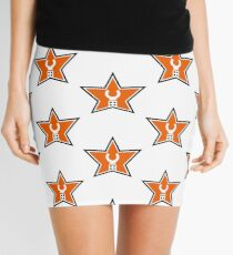 Customize My Minifig Star Logo Design Mini Skirt